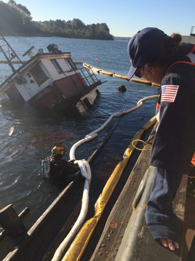 Earnest Tug Boat