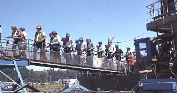 Disembarking-via-gangway-OSHA